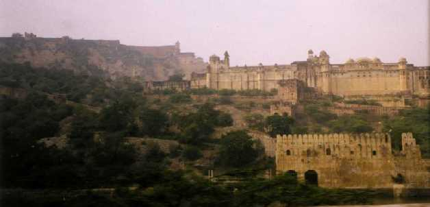 Another palace/fort in Rajasthan