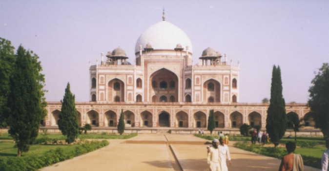 Humayun tomb, Delhi