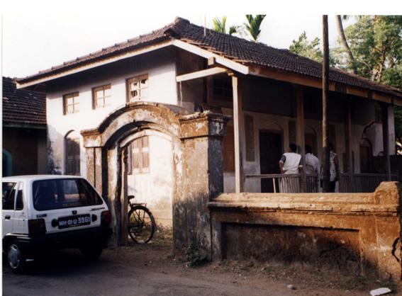 Jewish synagogue, Nandgaon