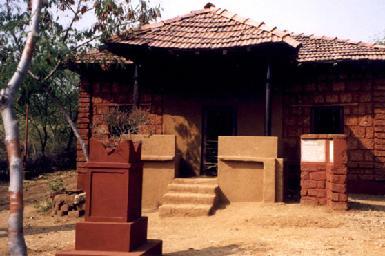 A typical village house